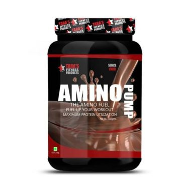 Tara Fitness Products Amino Pump 1kg front