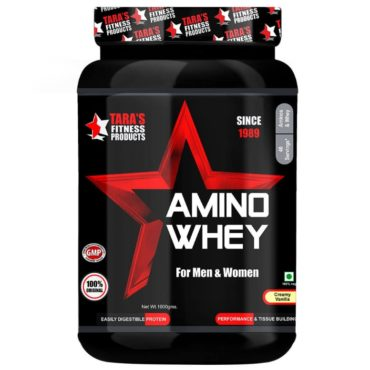 Tara Fitness Products Amino Whey 1Kg front