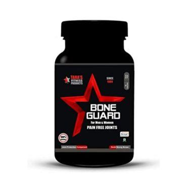 Tara Fitness Products Bone Guard 50 Capsules front