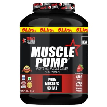 Tara Fitness Products Muscle Pump 5lbs front