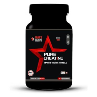 Tara Fitness Products Pure Creatine 100g Front