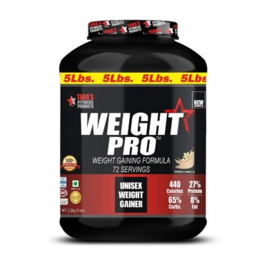 Tara Fitness Products Weight Pro 5lbs front