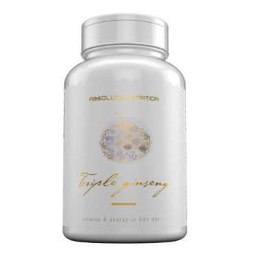 Absolute Nutrition Triple Ginseng 60 Tablets1
