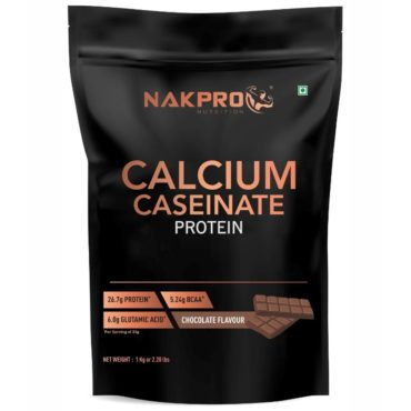 Nakpro Calcium Caseinate Protein Powder 1kg
