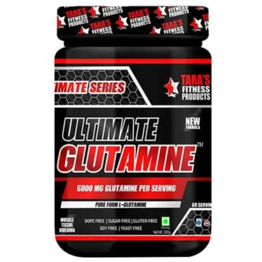 Tara Fitness Products Ultimate Glutamine 300g front