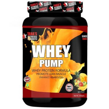 Tara Fitness Products Whey Pump 1kg front
