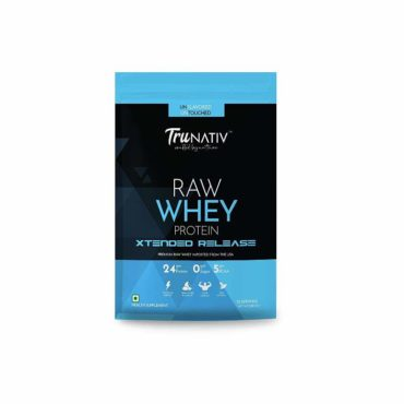 TruNativ Raw Whey Extended Release 500gm