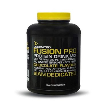 Dedicated Fusion Pro 5lbs Chocolate