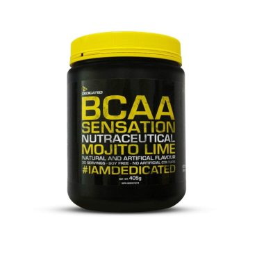Dedicated Nutrition BCAA 405gm 30 Servings