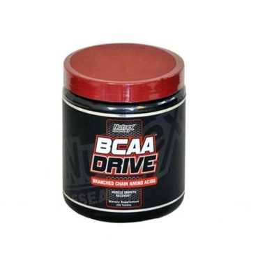 Nutrex BCAA Drive Black 200 Tablets