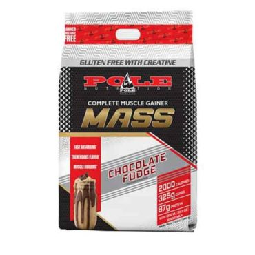 Pole Nutrition Mass Gainer Chocolate 5kg