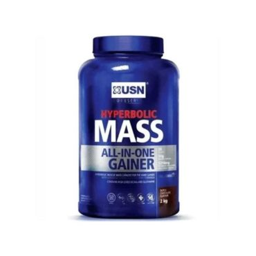 USN Hyperbolic Mass Gainer 2kg French Vanilla