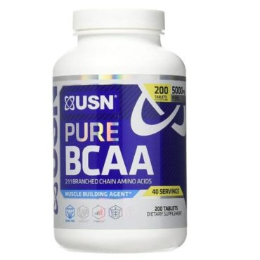USN Pure Bcaa Tablets 200 Tablets