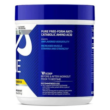 USN Pure Glutamine Unflavored 100gm1