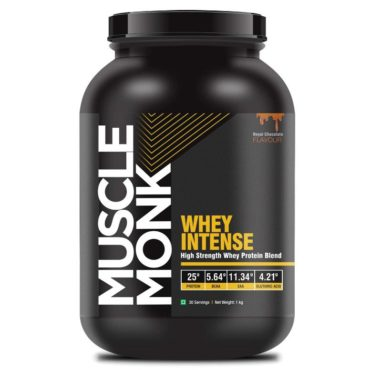 Muscle Monk Highly Advanced Intense Whey Protein 1kg