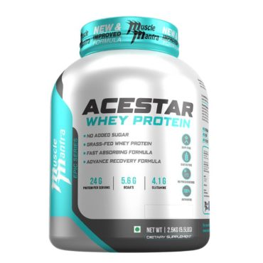 Musclemantra Epic Series Acestar Whey Protein 2kg