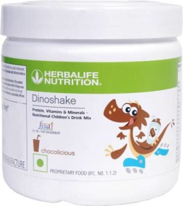 Herbalife Dinoshake Kids Drink Mix Chocolicious