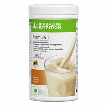 Herbalife Formula 1 Nutritional Shake Mix 500Gm
