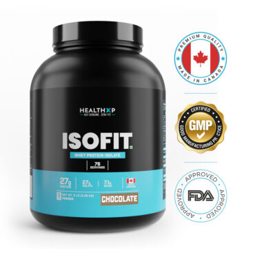ISOFIT(WHEY-PROTEIN-ISOLATE)2.26kg-CHOCOLATE