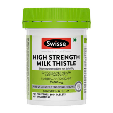 Swisse Ultiboost High strength Milk Thistle 30 Tablets