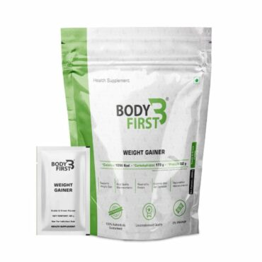 Bodyfirst Weight Gainer With Multi Vitamins And Minerals 3kg