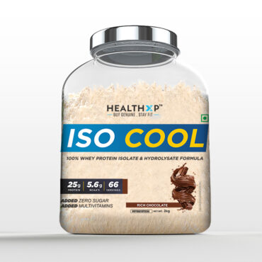 HealthXP Iso Cool 4.4 lbs