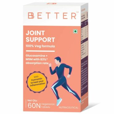 BBETTER Joint Support 60 Tablets