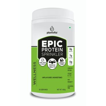 Plantvita Epic Protein Sprinkler Proteinify Any Food Or Drink 400g