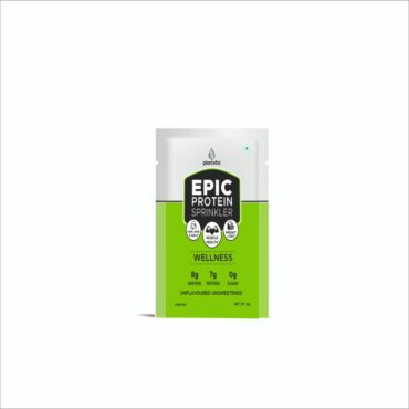 Plantvita EpicProtein Sprinkler Proteinify Any Food Or Drink 8g X 14 Trial Pack