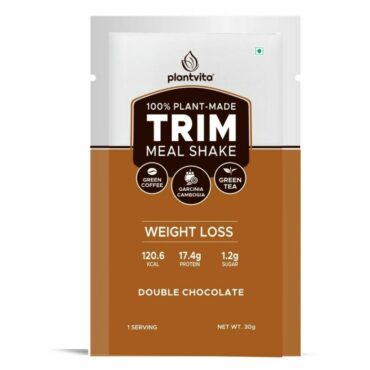 Plantvita Trim Meal Shake For Weight Loss 30g X 14 Trial Pack