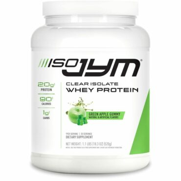JYM Pre Isolate 1.1 lbs, 520 g